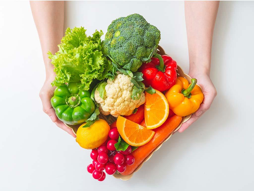 Verdure per Intestino pigro